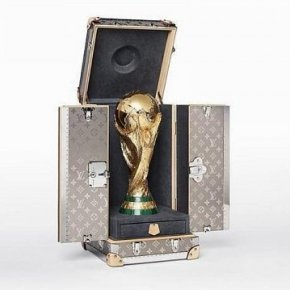 Louis Vuitton объявляет о сотрудничестве с FIFA