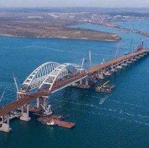 Cтала известна дата официального открытия Крымского моста