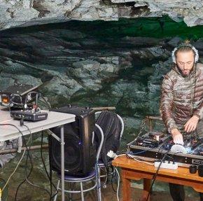 Вечеринка в Кунгурской пещере
