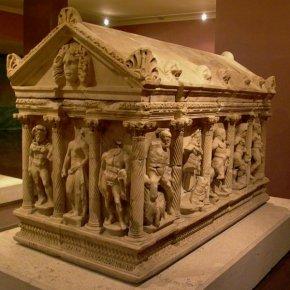 Саркофаг Геракла