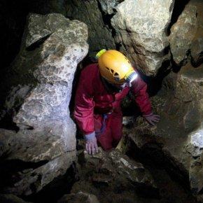 Буддистская пещера