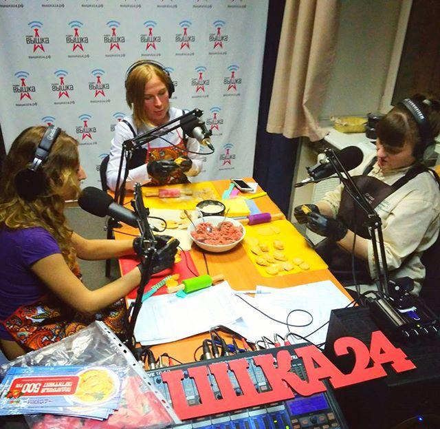 Настоящие женщины в эфире радиостанции