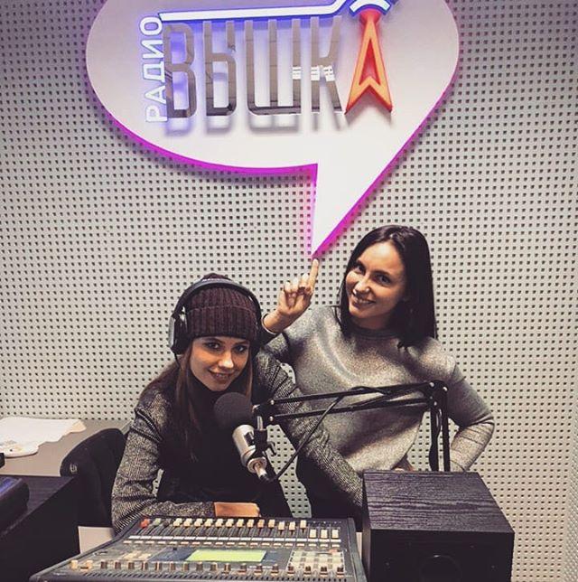 """Начинающие и молодые музыканты тоже очень любят радио """"Вышка"""" потому, что это молодежное радио! В гостях в Екатеринбурге были веселые ..."""