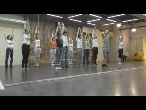 Танец радио Вышка (третья серия)