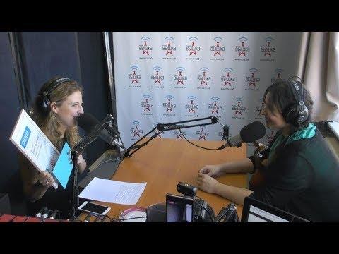 Вручение премии в эфире радио Вышка