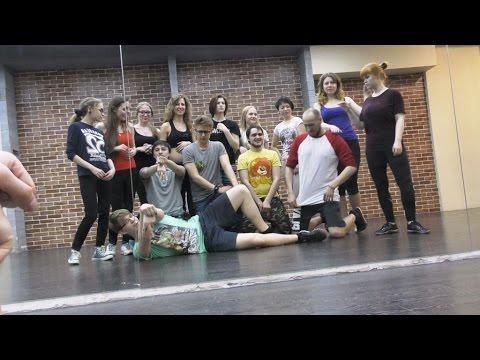 Танец радио Вышка (четвертая серия)